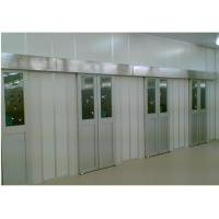 China 380v 50HZ 3P Cleanroom Air Shower For Cargo / Class 100 Clean Room on sale