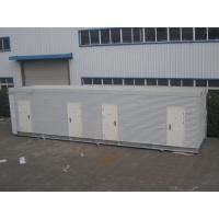 Wholesale Energy Saving Prefab Modular Homes , Heat Insulation Modular Home Plans from china suppliers