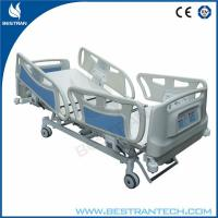 China CPR Handles Electric Hospital Beds Five Function , Hospital Bed For Patients on sale