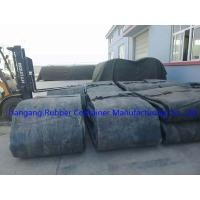 marine airbags for ship launching and salvage, black color with all size custom made like 1.5m*15m and 1.8m*18m