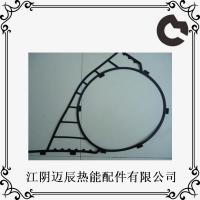 Wholesale NT350S Gea Gaskets , Heat Exchanger Gasket Double Seal Structure With Signal Hole from china suppliers