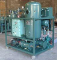 Turbine Oil Vacuum Oil Regeneration Purifier