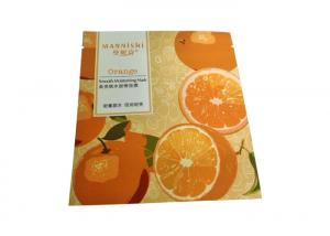 Wholesale 70mic 18cm Length Facial Mask Aluminium Foil Packaging Bags from china suppliers