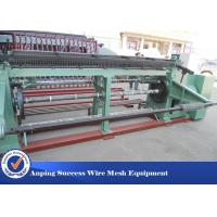 Wholesale Honey Comb Stainless Steel Wire Mesh Machine Horizontal Design Low Noise from china suppliers