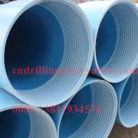 Wholesale PVC Casing and screen pipe water well drilling parts 1m 3m 6m from china suppliers