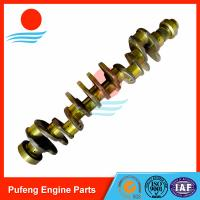 Buy cheap crankshaft for Volvo, OEM crankshaft TD102 TD103 8194304 8126780 8194456 from wholesalers