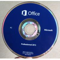 Wholesale 1 GB RAM Microsoft Office Professional Plus , 32 64 Bit Office 2013 Pro Plus Product Key from china suppliers