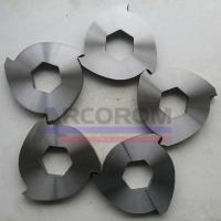 Wholesale Crusher shearing knife/crusher shearing blade/crusher cutting knife from china suppliers