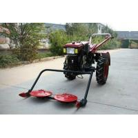 China Walking Tractor Hitached with Disc Mower on sale