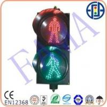 300mm LED Static Pedestrian Traffic Light