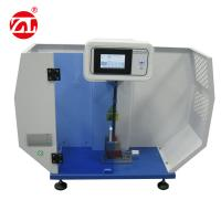 Buy cheap IS0 180 5.5J Digital Rubber Plastic Charpy IZOD Impact Testing Equipment from wholesalers
