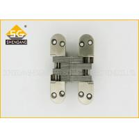 Wholesale 180 Degree Concealed Inside Door Hinges For Cabinets / Wardrobe / Cupboard from china suppliers