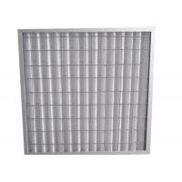 Wholesale Indoor Residential Pleated Panel Air Filters For Clean Room , High Dust Capacity from china suppliers