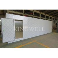 100CBM Cold Storage Room For Fish Meat 30 Ton Capacity Big Capacity for sale