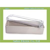 Wholesale 250*80*85mm Clear Lid Enclosures from china suppliers
