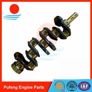 Wholesale Hyundai D4BA D4BB D4BH crankshaft 23111-42010 23111-42020 for forklift GRACE H1 H100 from china suppliers