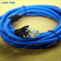 Quality Best RJ45 cat6 utp cable used in Ethernet network card, router for sale