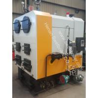Quality Low Pollution 400Kg/H Biogas Steam Boiler One Touch Operation Meticulous Design for sale