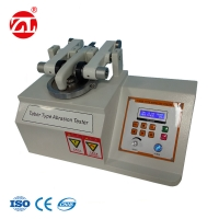 Wholesale DIN-53754 Leather Rubber Taber Abrasion Tester With 6 Digit Electronic Counter from china suppliers