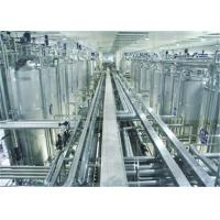Wholesale Greece Yogurt Production Line 1000L 2000L 3000L For Chemical Industrial from china suppliers