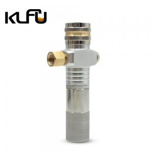 Wholesale Inlet 3/8-24UNF Explosion Proof Sheet 90PSI Mini Beer Pressure Relief Valve from china suppliers