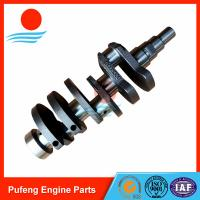 Wholesale auto engine parts replacement supplier in China SUZUKI F8D crankshaft from china suppliers