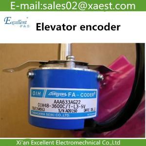 Wholesale Elevator parts encode/ OTIS Otis Tamagawa encoder | TS5215N553 | OIH48-2048 | AAA633AG22 from china suppliers
