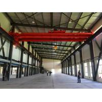 Wholesale After-sales Service Provided Top Running Bridge Crane 25Ton Overhead Crane With Pendent Button from china suppliers