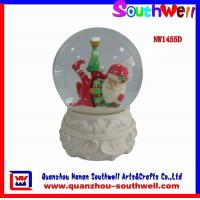 Wholesale Xmas Water Globe Decorations from china suppliers