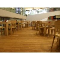 Wholesale Birch Stained Color Handcraped flooring from china suppliers