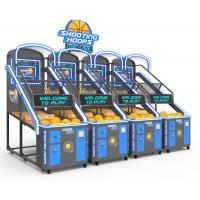 Wholesale Coin Operated Street Basketball Arcade Machine For 3 Person English Version from china suppliers