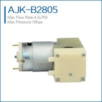 Wholesale high flow miniature vacuum pump 6V from china suppliers