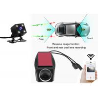 Wifi Car DVR Dash Camera Video Recorder Camcorder Dual Camera Lens Hidden Mini Camera Full HD 1080P  DVR-A4655 for sale