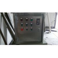 China Durable Programmable Cooling Tower Control Panel Temperature Monitoring on sale