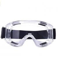 Wholesale Chemical Medical Medical Safety Goggles Impact Resistant Anti Saliva Fog Safety from china suppliers