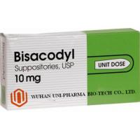 Wholesale Western Medicine Bisacodyl Adult 10mg For Acute And Chronic Constipation from china suppliers