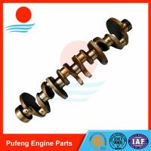Wholesale DEUTZ engine motor parts accessories F6L913 crankshaft 02139148 from china suppliers