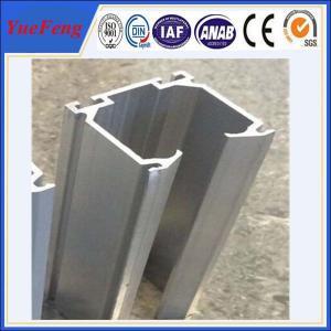 China Great! Customized shape aluminium extruded profile, anodised aluminium extrusion products on sale