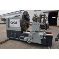 High Performance Facing In Lathe Machine For Flange Metal Processing 1600mm Diameter