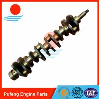 Wholesale crankshaft for Hino, forged steel crankshaft H07C crankshaft 13411-1583 for automobile and excavator from china suppliers