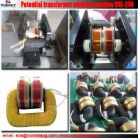 Wholesale best selling automatic voltage transformer winding machine from china suppliers