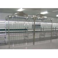 Wholesale Chemical Plant Softwall Clean Room Epoxy Powder Coated Steel from china suppliers