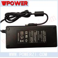 Wholesale Desktop type 12V 10A power adapter(5.5x2.5mm 5.5x2.1mm DC connecter US UK CE AU plug with FCC CE SAA RoHS certificates) from china suppliers