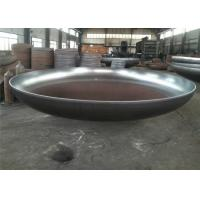 Wholesale Boilers And Containers Polished Oval Elliptical Metal Vessel Disk Head from china suppliers