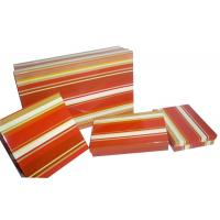 Shining Laminated Keepsake Gift Boxes 30cm x 28cm x 8cm With 1200gsm for sale