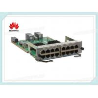 Wholesale ES5D21G16T00 Huawei 16 Ethernet 10/100/1000 Ports Interface Card from china suppliers