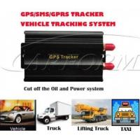 Wholesale GPS Car Trackers Cut Off The Oil And Power System Vehicle Realtime Tracker For GSM GPRS from china suppliers