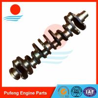 Wholesale crankshaft for Caterpillar, forged crankshaft C7 for excavator CAT325D OEM 222-3900 271-5658 282-7956 from china suppliers