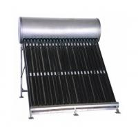 non-pressurized solar water heater(CE,ISO9001-2008,CCC) for sale