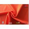 Garment Nylon Lycra Spandex Fabric , Shiny Lycra Bathing Suit Fabric Anti Pilling for sale
